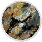 Abstract  6621802 Round Beach Towel