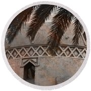 Adelita's Attic Round Beach Towel