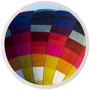 Air Balloon 1554 Round Beach Towel