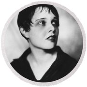 Anita Loos (1893-1981) Round Beach Towel