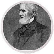 Arthur Tappan (1786-1865) Round Beach Towel