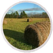 Bales Round Beach Towel
