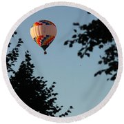 Balloon-7081 Round Beach Towel