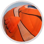 Balloon-nemo-7655 Round Beach Towel