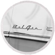 Belair Round Beach Towel