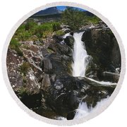 Black Valley, Co Kerry, Ireland Round Beach Towel