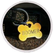 Boomer Gear Round Beach Towel