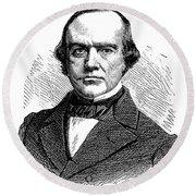 B.r. Curtis (1808-1874) Round Beach Towel