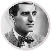 Brendan Gill (1914-1997) Round Beach Towel