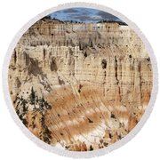 Bryce Canyon Vista Round Beach Towel