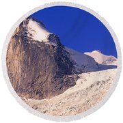 Bugaboo Spire Round Beach Towel by Bob Christopher