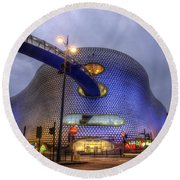 Bullring - Selfridges V5.0 Round Beach Towel