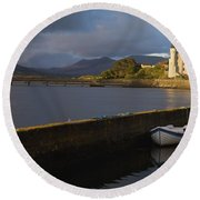 Caherciveen, County Kerry, Ireland The Round Beach Towel