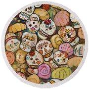 Calaveras Azucar Y Pan Dulce Beach Sheet for Sale by Jen Norton caaff1898ca59