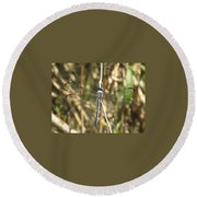 Cammo Round Beach Towel
