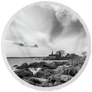 Cape Arundel 4715 Round Beach Towel