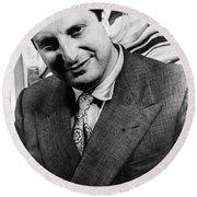 Carlo Levi (1902-1975) Round Beach Towel