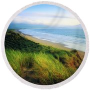 Castlegregory, Dingle Peninsula, Co Round Beach Towel