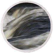 Cataract  Round Beach Towel