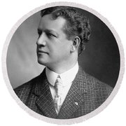 Charles H. Ebbets (1859-1925) Round Beach Towel
