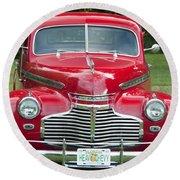 Chevrolet 1941 Round Beach Towel