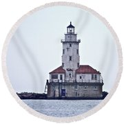 Chicago Impressions 9 Round Beach Towel