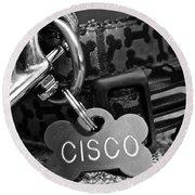 Cisco's Round Beach Towel