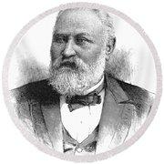 Claus Spreckels (1828-1908) Round Beach Towel