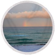 Covenant Beach Round Beach Towel