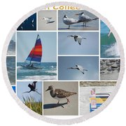Daytona Beach Collection 2011 Round Beach Towel