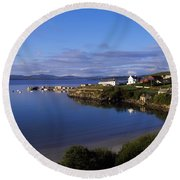 Downings, Rosguill Peninsula, Co Round Beach Towel