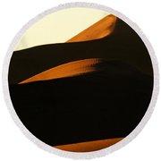 Dune Mood Round Beach Towel