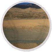 Dunes Round Beach Towel