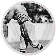 Eddie Plank (1875-1926) Round Beach Towel