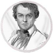 Edwin Forrest (1806-1872) Round Beach Towel