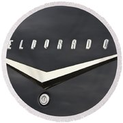 Eldorado Round Beach Towel