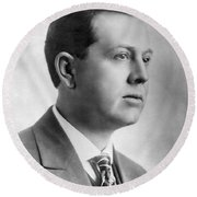 Emmett Dalton (1871-1937) Round Beach Towel