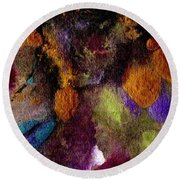 Every Which Way Round Beach Towel