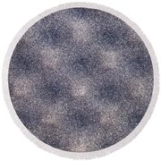 Foam Round Beach Towel