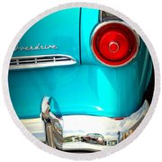 Ford Overdrive Round Beach Towel