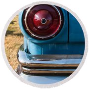 Ford Tail Round Beach Towel