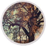 Forevermore Round Beach Towel