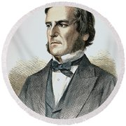 George Boole (1815-1864) Round Beach Towel