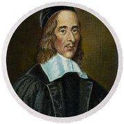 George Herbert (1593-1633) Round Beach Towel