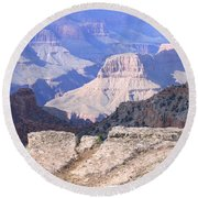 Grand Canyon 17 Round Beach Towel