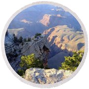 Grand Canyon 18 Round Beach Towel