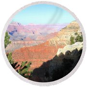 Grand Canyon 19 Round Beach Towel