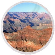 Grand Canyon 20 Round Beach Towel