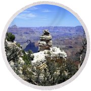 Grand Canyon 33 Round Beach Towel