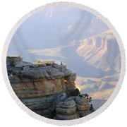 Grand Canyon 38 Round Beach Towel